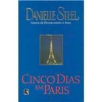 Livro - Cinco Dias em Paris