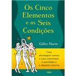 Livro - Cinco Elementos e as Seis Condições, os