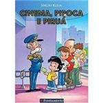 Livro - Cinema, Pipoca e Piruá