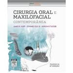 Livro - Cirurgia Oral e Maxilofacial Contemporânea