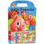 Livro - Clássicos Dominó: OS Três Porquinhos