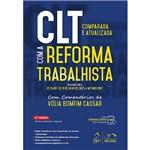 Livro - CLT Comparada e Atualizada com a Reforma Trabalhista