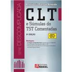 Livro - CLT e Súmulas do TST Comentadas - Série Descomplicada