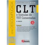 Livro - Clt e Súmulas do Tst Comentadas