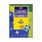 Livro - CLT - Legislação Previdenciária - Legislação Complementar (C/ CD-Rom)