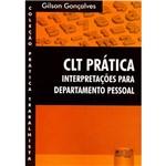 Livro - CLT Prática - Interpretação para Departamento Pessoal