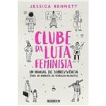 Livro - Clube da Luta Feminista