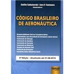 Livro - Código Brasileiro de Aeronáutica