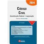 Livro - Código Civil 2014 - Constituição Federal - Legislação