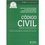 Livro - Código Civil para Concursos
