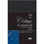 Livro - Código Comercial e Constituição Federal 2014: Legislação Empresarial