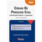 Livro - Código de Processo Civil 2014 - Constituição Federal - Legislação
