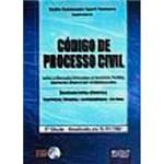Livro - Código de Processo Civil - Acompanha CD - Rom