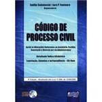 Livro - Código de Processo Civil - com CD-ROM - 8ª Ed. 2008