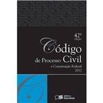 Livro - Código de Processo Civil e Constituição Federal - Tradicional 2012