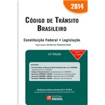 Livro - Código de Trânsito Brasileiro 2014 - Constituição Federal - Legislação