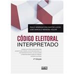 Livro - Código Eleitoral Interpretado