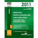 Livro - Código Penal: Mini 2011