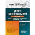Livro - Código Tributário Nacional Comentado: Doutrina e Jurisprudência, Artigo por Artigo, Inclusive ICMS e ISS