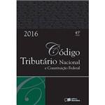 Livro - Código Tributário Nacional e Constituição Federal 2016