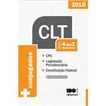 Livro - Códigos Conjugados 4 em 1: CLT