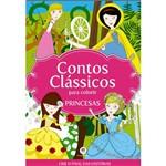 Livro - Coleção Contos Clássicos para Colorir: Princesas