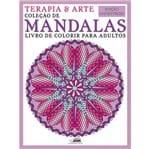 Livro Coleção de Mandalas Ed. Minuano