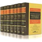 Livro - Coleção Doutrinas Essenciais - Direito Penal Econômico e da Empresa - Volumes I ao VII
