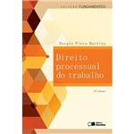 Livro - Coleção Fundamentos: Direito Processual do Trabalho