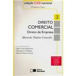 Livro - Coleção OAB Nacional - Primeira Fase: Direito Comercial - Vol. 3