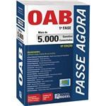 Livro - Coleção Passe Agora - OAB 1ª Fase - Mais de 5000 Questões Comentadas