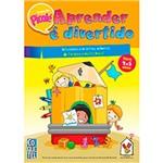 Livro - Coleção Picolé: Aprender é Divertido - para 4 e 5 Anos