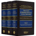 Livro - Coleção Tratado Jurisprudencial e Doutrinário - 3 Volumes