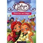 Livro - Colégio de Princesas: Princesa em Campo