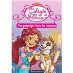 Livro - Colégio de Princesas: um Príncipe Fora do Comum