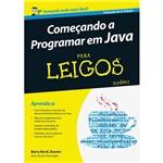 Livro - Começando a Programar em Java para Leigos