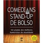 Livro - Comedians Stand-Up de Bolso: 165 Piadas dos Melhores Humoristas da Atualidade