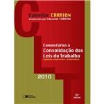 Livro - Comentários à Consolidação das Leis do Trabalho