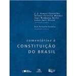 Livro - Comentários à Constituição do Brasil