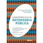 Livro - Comentários à Lei da Defensoria Pública