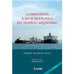 Livro - Comentários à Lei de Segurança do Tráfego Aquaviário