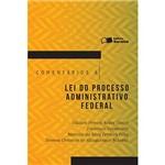 Livro - Comentários à Lei do Processo Administrativo Federal