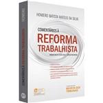 Livro - Comentários à Reforma Trabalhista