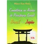 Livro - Comentários ao Acordo de Previdência Social