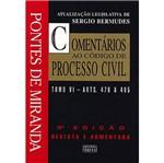 Livro - Comentários ao Código de Processo Civil: Arts. 476 a 495