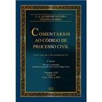 Livro - Comentários ao Código de Processo Civil - Arts. 813 a 889 - Vol.VIII -