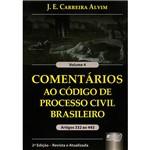 Livro - Comentários ao Código de Processo Civil Brasileiro - Volume 4