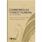 """Livro - Comentários ao """"Código"""" Florestal"""