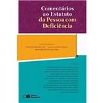 Livro - Comentários ao Estatuto da Pessoa com Deficiência
