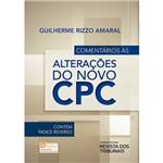 Livro - Comentários às Alterações do Novo CPC